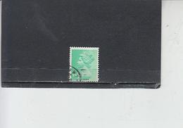 GRAN BRETAGNA  1971 - Unificato  614 - Elisabetta - 1952-.... (Elisabetta II)
