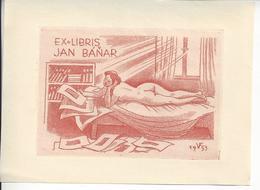 Ex Libris.120mmx90mm. - Ex-libris