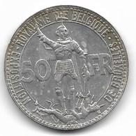 LEOPOLD 3 - 50 FRANK POS.B - 1934-1945: Leopold III