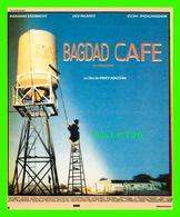 AFFICHE DE FILM - BAGDAD CAFE UN FILM DE PERCY ADLON EN 1988 - - Affiches Sur Carte