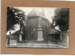 CPSM Dentelée - MORTFONTAINE (54) - Aspect Du Monument Aux Morts Dans Les Années 50 - France