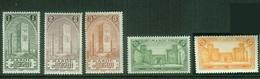 FRANCE COLONIES - MAROC -  POSTE Yt 63 64 65 66 101 Neuf ** - Maroc (1891-1956)