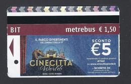 2018 - Metrebus - Roma - Italy - Used - Bus