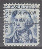 USA Precancel Vorausentwertung Preo, Locals California, Buttonwillow 843 - Etats-Unis