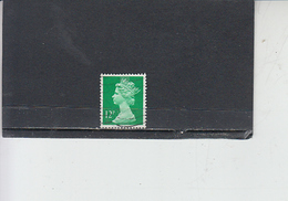 GRAN BRETAGNA 1979-80 - Unificato  902 - Elisabetta - 1952-.... (Elisabetta II)
