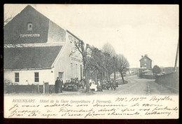 Cpa Rixensart   Restaurant   1905 - Rixensart