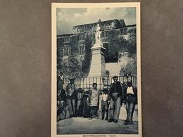 CORSE CPA MONTEMAGGIORE LE MONUMENT AUX MORTS - Autres Communes
