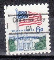 USA Precancel Vorausentwertung Preo, Locals California, California City 848 - Etats-Unis