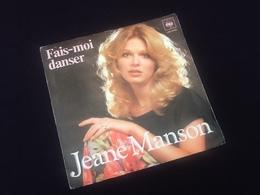 Vinyle 45 Tours   Jeane Manson   Fais-moi Danser   (1978) - Vinyles