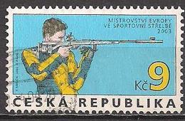 Tschechien  (2003)  Mi.Nr.  361  Gest. / Used  (7ae27) - Tschechische Republik