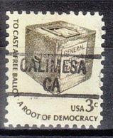 USA Precancel Vorausentwertung Preo, Locals California, Calimesa 839 - Etats-Unis