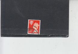 GRAN BRETAGNA (Scozia)  1988 -- Unificato  1347 - Elisabetta - Regionali