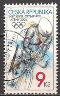 Tschechien  (2004)  Mi.Nr.  404  Gest. / Used  (7ae30) - Tschechische Republik