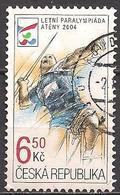 Tschechien  (2004)  Mi.Nr.  405  Gest. / Used  (7ae31) - Tschechische Republik