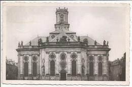 SAARBRUCKEN  -  Ludwigskirche. (scans Verso). - Saarbrücken