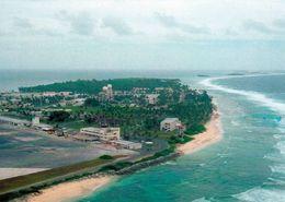 1 AK Johnston Island * Die Insel War Bis 2004 Durch US Militär Bewohnt - Heute Ein Naturschutzgebiet Im Pazifik - Postcards