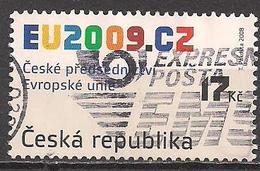 Tschechien  (2008)  Mi.Nr.  583  Gest. / Used  (7ae28) - Tschechische Republik