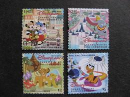 HONG-KONG : TB Série N° 1232 Au N° 1235, Neufs XX. - 1997-... Chinese Admnistrative Region