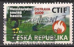 Tschechien  (2009)  Mi.Nr.  601  Gest. / Used  (7ae33) - Tschechische Republik
