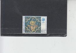 GRAN BRETAGNA  1976 - Unificato  813 - Natale - 1952-.... (Elisabetta II)