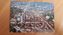 Winterthur Stadium Postcard Cartolina Stadio Stadion AK Carte Postale CP Stade Estadio - Calcio