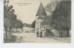 SAINT HILAIRE SUR BENAIZE - La Place - France