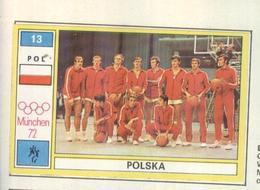 POLSKA..POLONIA...TEAM....PALLACANESTRO....VOLLEY BALL...BASKET - Trading Cards