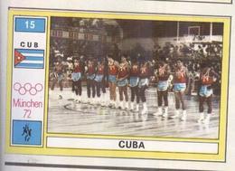 CUBA....TEAM....PALLACANESTRO....VOLLEY BALL...BASKET - Tarjetas