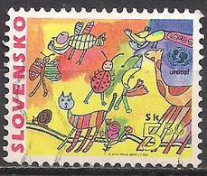 Slowakei  (2000)  Mi.Nr.  370  Gest. / Used  (7ae39) - Slovaquie