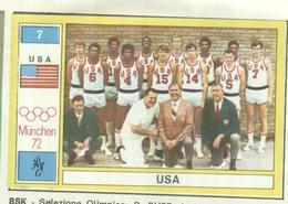 USA....TEAM....PALLACANESTRO....VOLLEY BALL...BASKET - Trading Cards