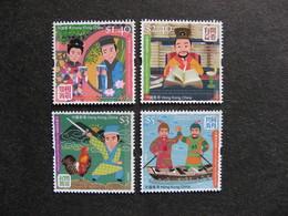 HONG-KONG : TB Série N° 1258 Au N° 1261, Neufs XX. - 1997-... Chinese Admnistrative Region