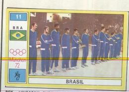 BRASIL..BRASILE....TEAM....PALLACANESTRO....VOLLEY BALL...BASKET - Tarjetas