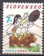 Slowakei  (2003)  Mi.Nr.  457  Gest. / Used  (7ae43) - Slovaquie