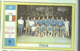 ITALIA....TEAM....PALLACANESTRO....VOLLEY BALL...BASKET - Tarjetas