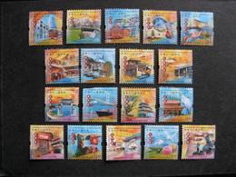 HONG-KONG : Série N° 1262 Au N° 1279, Neufs XX. - 1997-... Chinese Admnistrative Region