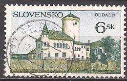Slowakei  (1998)  Mi.Nr.  306  Gest. / Used  (7ae44) - Slovaquie