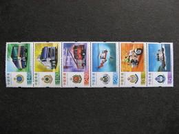 HONG-KONG : TB Bande N° 1287 Au N° 1292, Neuve XX. - 1997-... Chinese Admnistrative Region