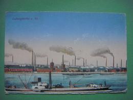 Allemagne - Germany - Deutschland - LUDWIGSHAFEN Am Rhein ( Bateau Boot ) - Ludwigshafen