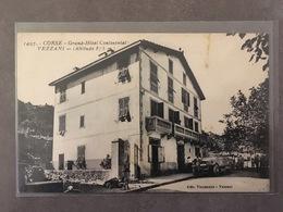CORSE CPA VEZZANI GRAND HOTEL CONTINENTAL - Autres Communes
