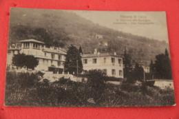 Dintorni Lecco S. Giovanni Alla Castagna Cavalesino Villa Sangregorio 1913 Ed. Signorelli - Autres Villes