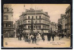 Amiens / La Place Gambetta / Ed. LS / Imp. Laffineur - Amiens