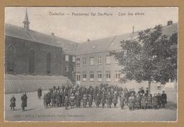 Oosterlo ( Geel )  Oosterloo  - Pensionnat Val Ste-Marie - Cour Des élèves (1908) - Geel