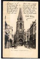Amiens / L'Eglise Saint-Leu / Edouard David / Tchot Doère / DND / Ed. L. Caron - Amiens
