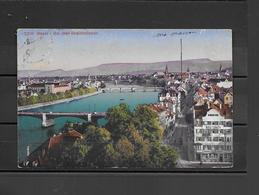 Suisse: Basel Bâle    2 Scans  3624 - BS Bâle-Ville