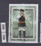 ITALIA REPUBBLICA  2014Europa 0,85  Usato - 6. 1946-.. Repubblica
