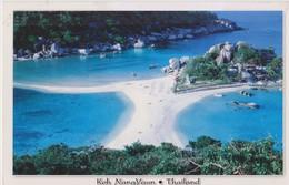 Thailand, Thailande, Carte Postale Circulée. - Thaïlande