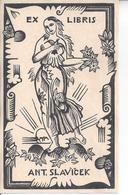 Ex Libris.90mmx145mm. - Ex-libris