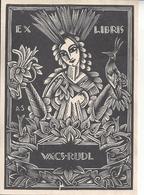 Ex Libris.90mmx130mm. - Ex-libris