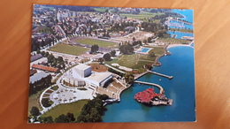 Bregenz Stadium Postcard Cartolina Stadio Stadion AK Carte Postale CP Stade Estadio - Calcio
