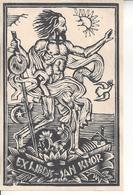 Ex Libris.95mmx135mm. - Ex-libris